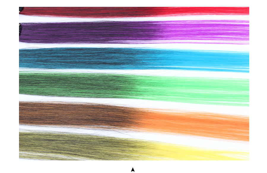 HTB1lBz5m nI8KJjSszbq6z4KFXaV - Leeons Clip-In One Piece For Ombre Hair Extensions Pure Color Straight Long Synthetic Hair Fake Hair Pieces Clip In 2 Tone Hair