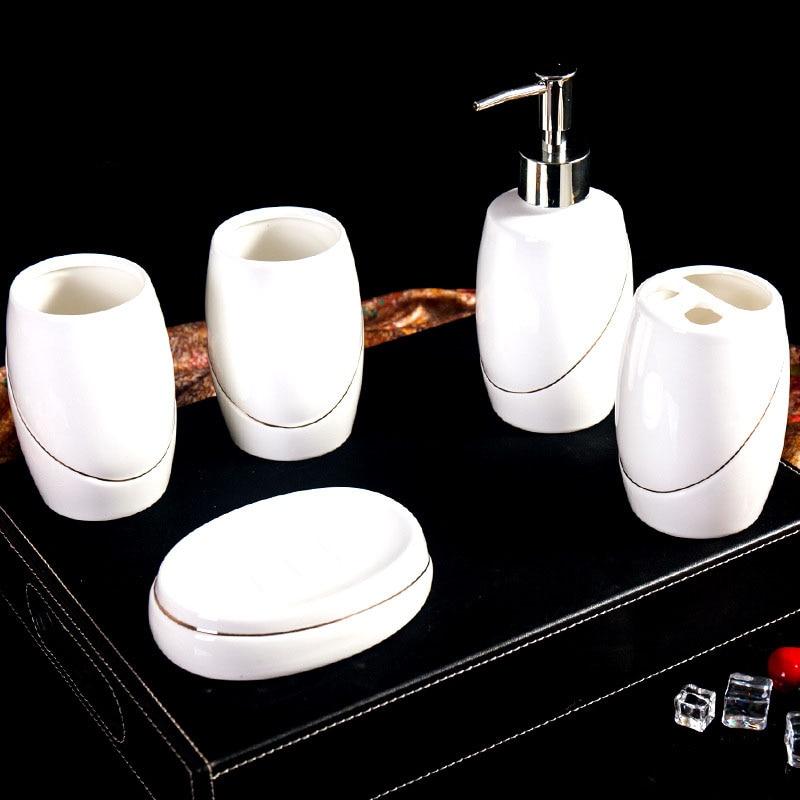 Set European Bathroom Sanitary Ware