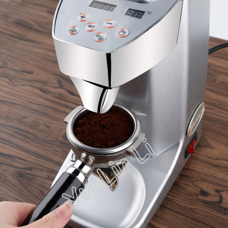 Commercial Coffee Grinder Household Electric Italian Quantitative Grinding Machine 220V/250W Professional Coffee Machine SD 921L