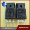 Frete Grátis 10 PCS emparelhamento tubo som 2SA1633 A1633 C4278 2SC4278 1 4 YF0913