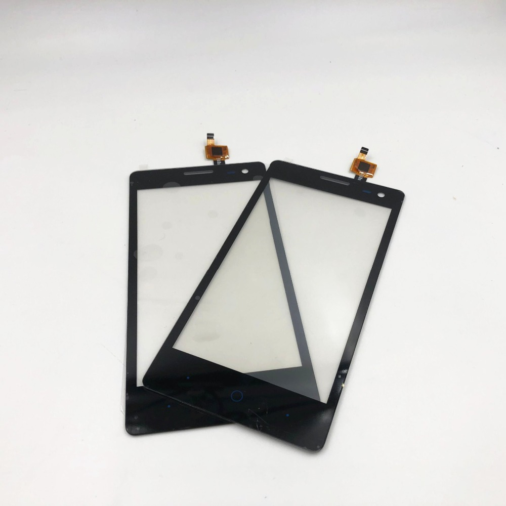 High Quality For ZTE Blade GF3 GF 3 Q Pro T320 V831 Touch Screen Digitizer Sensor Outer Glass Lens Panel For ZTE Blade GF3