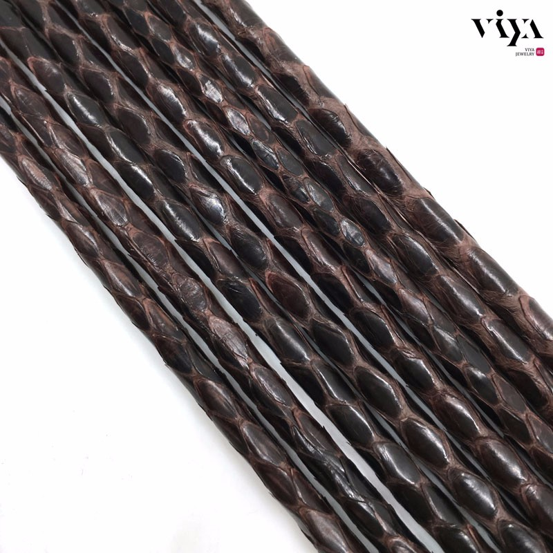 dark-brown--Python-Skin-Leather-Cord-Available-Diameter-4-mm-5-mm-6-mm-(6)