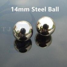 Стиль 20 шт. 14 мм диаметр Сталь шарики замена для подшипников колеса велосипеда, DIY использование