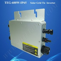 Reliable converter mini 48v waterproof mppt inverter 600w