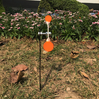 Plate target target thickness w2.5mm Airsoft and slingshot shooting exercises enjoy the airsoft shooting fun