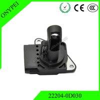 22204 0D030 22204 0C020 Mass Air Flow MAF Sensor For Toyota Camry Corolla Tundra Lexus RX330 22204 22010 197400 2030 222040D030
