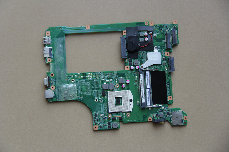 10203-1 For Lenovo B560 Laptop motherboard LA56 MB 48.4JW06.011 HM55 DDR3 fully tested work perfect new free shipping la56 mb 48 4jw06 011 laptop motherboard for lenovo b560 notebook pc mainboard compare before order