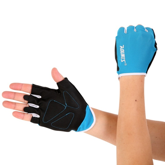 Exercise Training Gym Glove Women/Men Weight Lifting Gloves Body Building Sport Fitness Gloves New