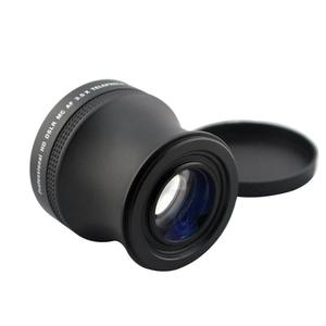Image 4 - 58mm 3.5x magnification Telephoto Lens for Canon EOS 250D 200D 100D 400D 450D 500D 550D 600D 650D 700D 750D 800D 18 55mm lens