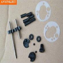 Naprawa pomp alternatywnych 23511 zestaw do naprawy pompy dla Domino podwójna głowica pompy A100 A200 A300 drukarki