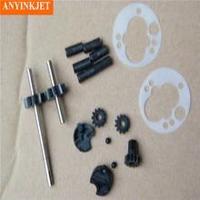 Reparo da bomba alternativa 23511 kit de reparo da bomba para impressora Domino A100 A200 A300 bomba de cabeça de casal