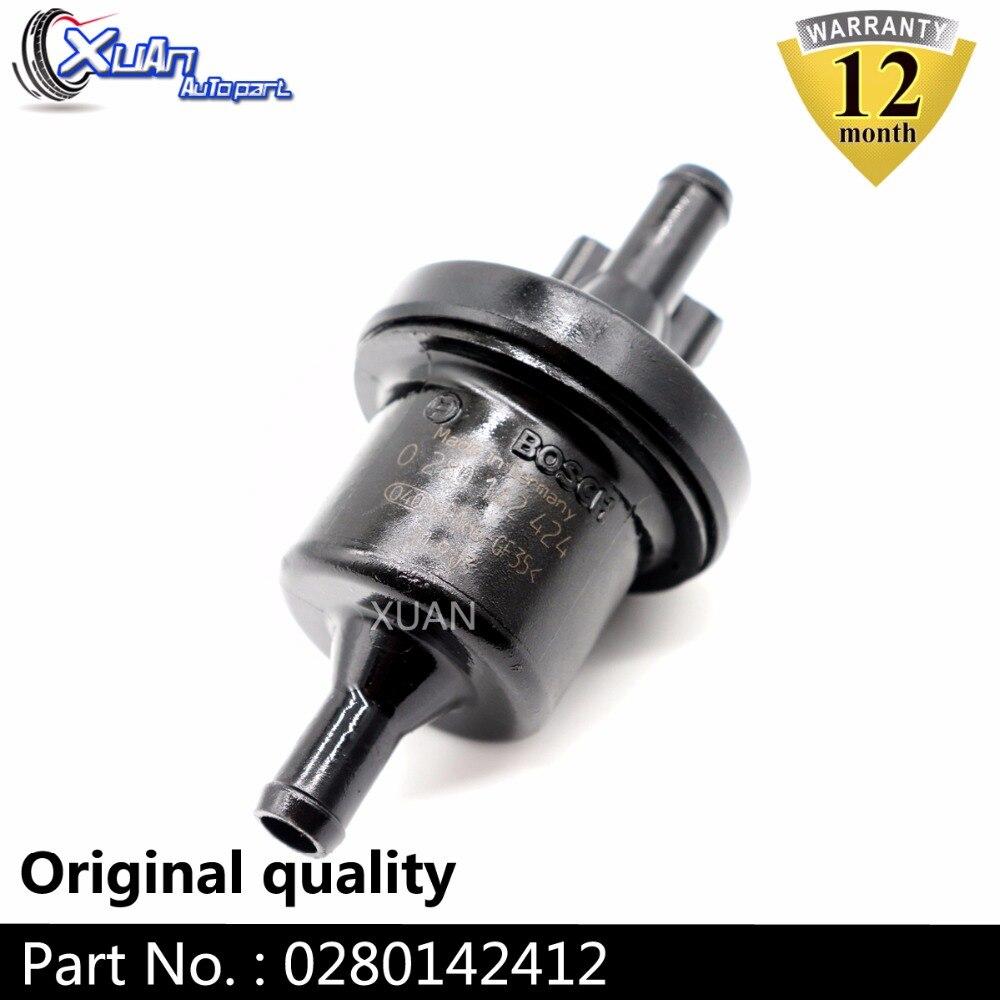 Сюань пара канистру чистки электромагнитный клапан для Mazda 5 Volvo V50 C30 Ford Focus 0 280 142 412 0280142412