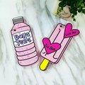 New 3d meninos lágrimas de água mineral ice cream lolly case para iphone 4 4s SE 5 5S 5C 6 6 S 7 7 S & Além de Me Lamber Bonecas de Silicone cobrir