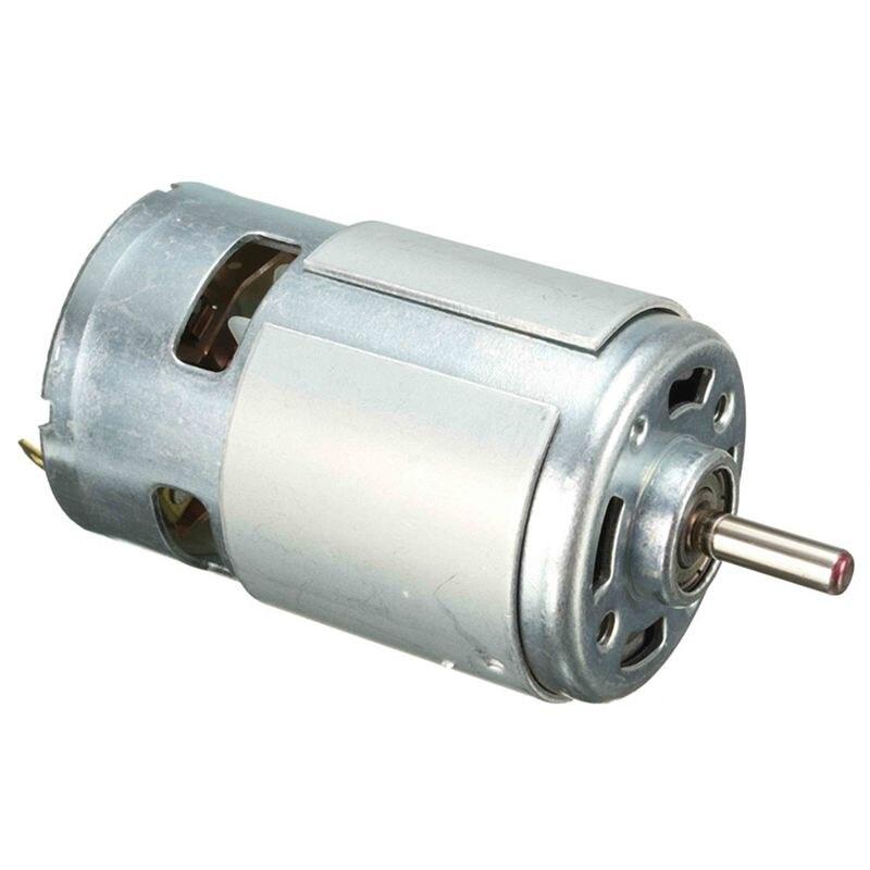 775Motor High Speed Large Torque DC Motor Blower Motor DC12V24V Motor