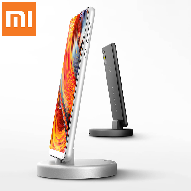 Xiaomi Panki Mobile Phone Stents Type-C 18W Quick Charging Holders Desktop Phone Holder Support The Charging For Samsung Huawei