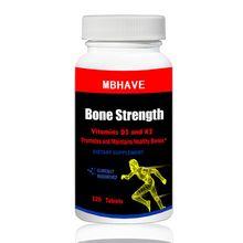 Multi Vitamins 120 Tablets High Strength General Health Vitamin D3 5000IU K2 100mcg  Multivitamins Bone Strength