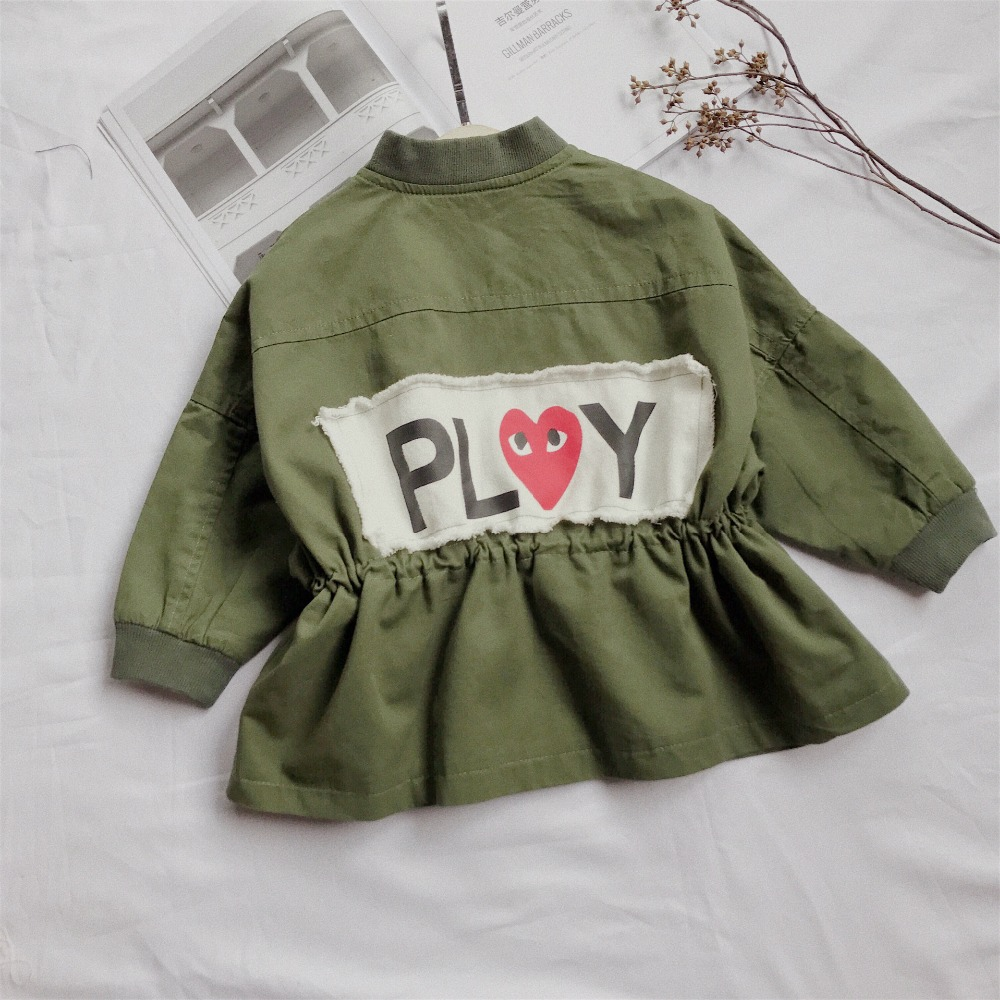 2019 Spring Boys Girls  Jackets For Children Letter Fashion Cute  Windbreaker Kids Coats Baby Clothes Outerwear  Casual Clothing2019 Spring Boys Girls  Jackets For Children Letter Fashion Cute  Windbreaker Kids Coats Baby Clothes Outerwear  Casual Clothing