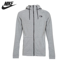 Original New Arrival 2017 NIKE AS M NSW MODERN HOODIE FZ FT Men's Jacket Hooded Sportswear