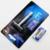 Safety Razor Cobre liga Excelente qualidade Borda de Aço Lâminas de Barbear Faca Ferramentas de Remoção de Cabelo Com 10 pcs Lâminas