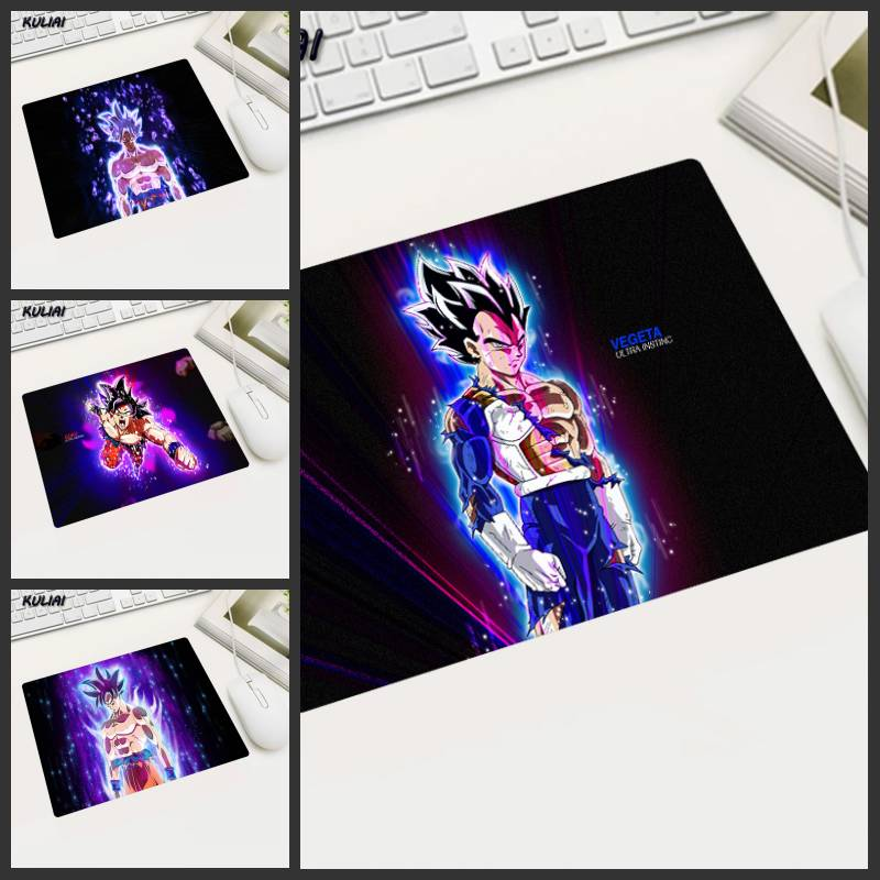Dragon Ball Stylish Printing Design is Durable and Green Mouse Pad