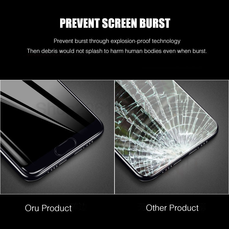 Image 3 - 9d glass for huawei honor 8x protective glass on huwei p30 lite p20 pro mate20 light honor 8a 10 20 10lite screen protector film-in Phone Screen Protectors from Cellphones & Telecommunications