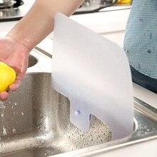 Анти Всплеск воды перегородка доска защита воды Брызги присоска экран Кухня инструмент для раковины может CSV