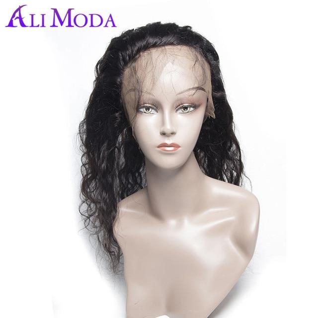 Ali moda hair 360 lace frontal water wave brazilian hair extension ali moda hair 360 lace frontal water wave brazilian hair extension remy human hair natural hairline pmusecretfo Gallery