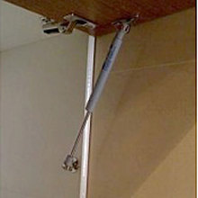 Stay пневматическое упругий держите пневматический лифт гидравлический кухонный дверь оборудование шкаф