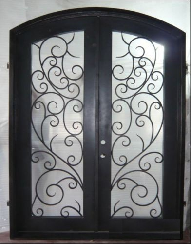 Hench 100% Steel Iron Doors  Model Hc-id127