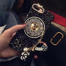 Tassel Phone Case Cover For iPhone 8 8plus 7 7Plus 6 6S 6plus