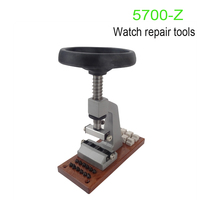1 pcs Assista repair tools Dispositivo 5700-Z para abertura e fechamento da caixa do relógio Assista Ferramentas assista caso ferramenta openning