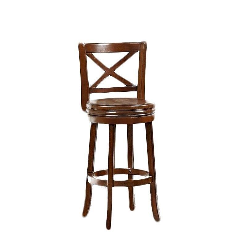 Ikayaa Banqueta Todos Tipos Bancos De Moderno Stoelen Sedie Fauteuil Sandalyesi Leather Silla Stool Modern Cadeira Bar Chair(China)