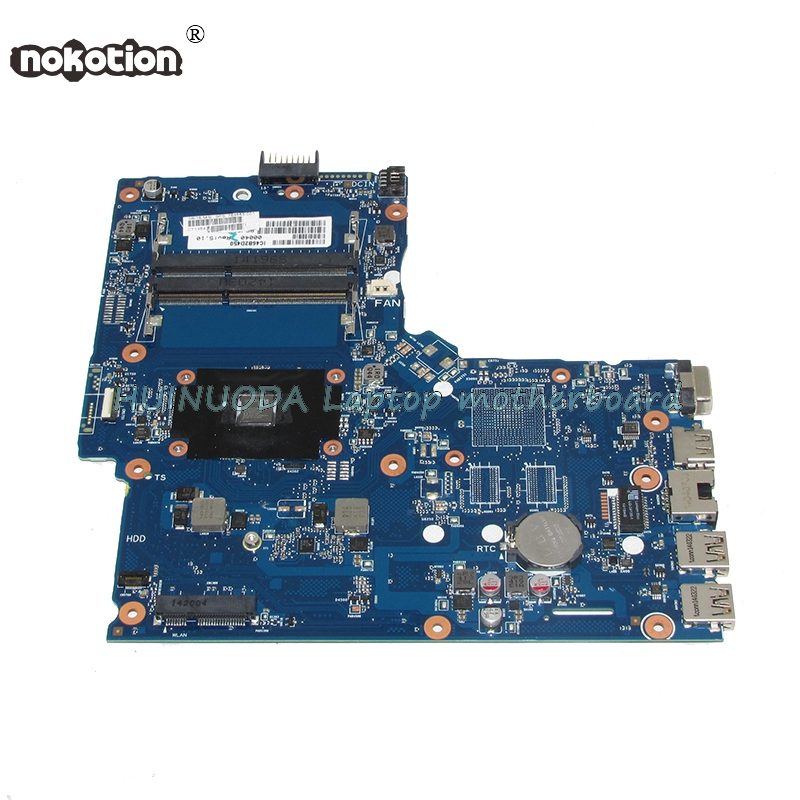 NOKOTION 764685-001 Main board for HP 355 G2 Laptop motherboard A6-6310 1.8Ghz  ddr3 full testNOKOTION 764685-001 Main board for HP 355 G2 Laptop motherboard A6-6310 1.8Ghz  ddr3 full test