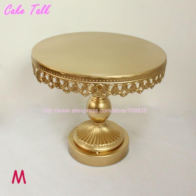 Aliexpresscom Buy Metal Iron Gold Cake Stand 81012