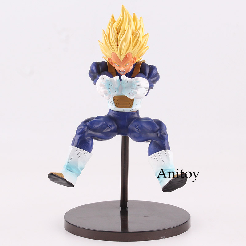 Dragon Ball Z Super Final Flash SSJ Vegeta PVC Figure Collectible Model Toy Dragon Ball Begeta Blue Anime Action Figure 1