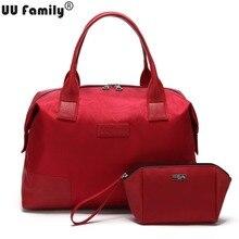 UU Family, 2016, осенняя сумка для путешествий, оксфорд, сумка на выходные, очень вместительная дорожная сумка, мужская водонепроницаемая сумка, женская сумка для вещей, сумка тоут