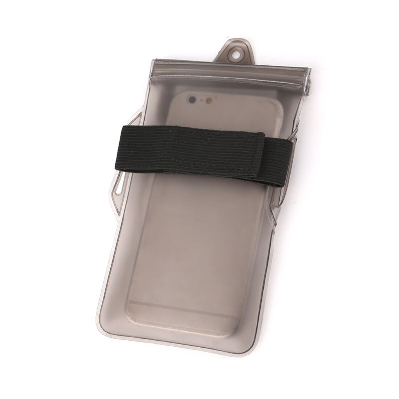PVC Mobile Phone Waterproof Case Swimming Diving Bag For IPhone Samsung Underwater Dry Arm Bag