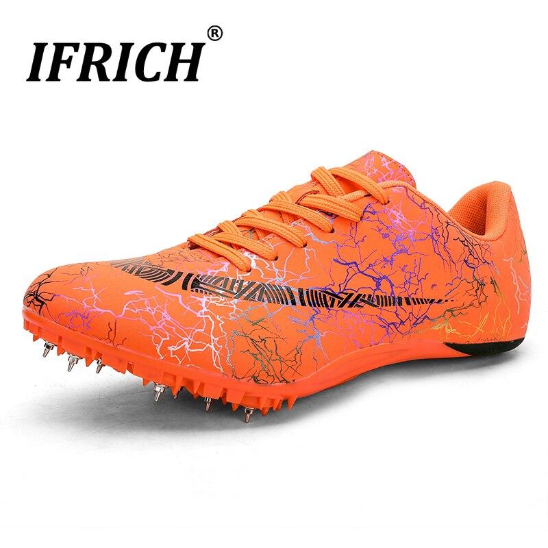 Offre spéciale femmes chaussures de sport hommes chaussures d'athlétisme vert Orange chaussures hommes santé Feiyue haute qualité garçon filles course pointes
