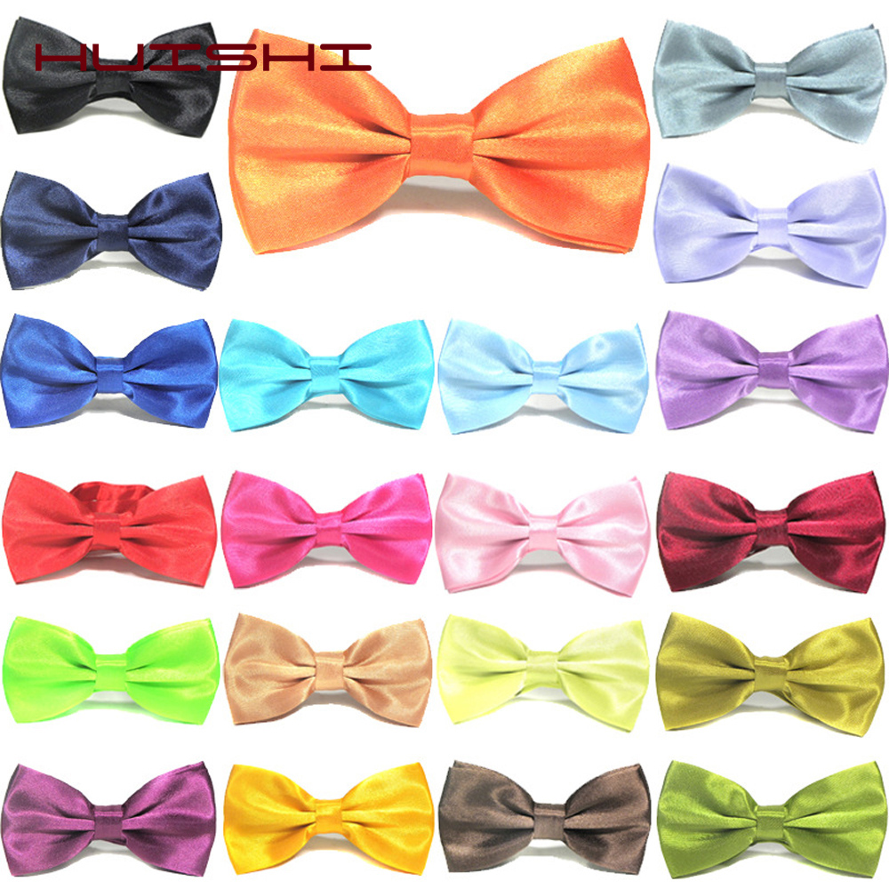 Fashion Men Wedding Bowtie Novelty Tuxedo Necktie Bow Tie Business Adjustable