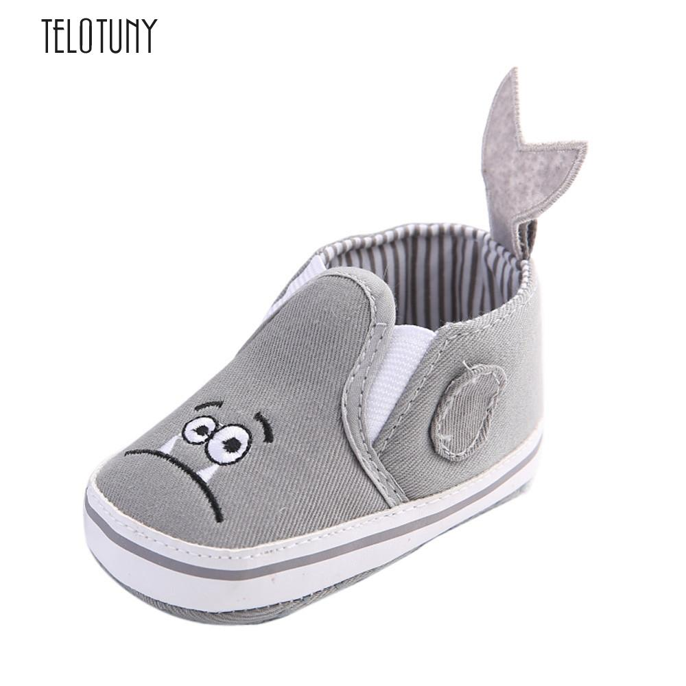 TELOTUNY Toddler Girl Crib Shoes Newborn Flower Soft Sole Anti-slip Baby Sneakers comfortable Casual Cloth Soft S3FEB24