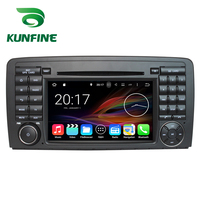 Octa Core 4GB RAM 64GB ROM Android 9.0 Car DVD GPS Multimedia Player Car Stereo for Benz R W251 2006 onwards Radio Headunit