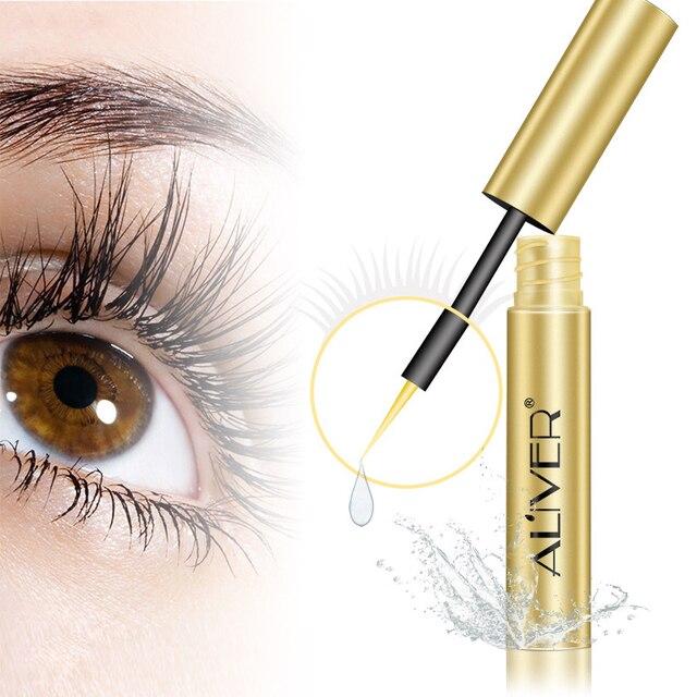 6a3b0868eb3 ALIVER natural Eyelash Enhancer Serum eyelash growth booster eyebrow lash