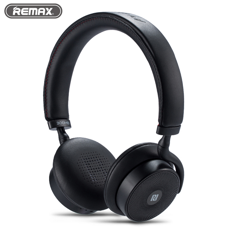 все цены на Original Remax 300HB Bluetooth V4.1 Headphone Headset Touch Control Wireless Stereo Earphone Music HD Microphone for iphones онлайн