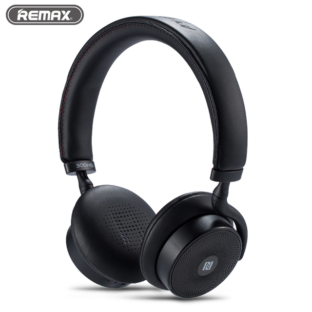 Original Remax 300HB Bluetooth V4 1 Headphone Headset Touch Control
