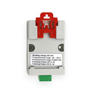 Image 4 - 1PC Temperature and Humidity Transmitter Detection Sensor Module Collector Analog Output 0 5 0 10V Instrumentation