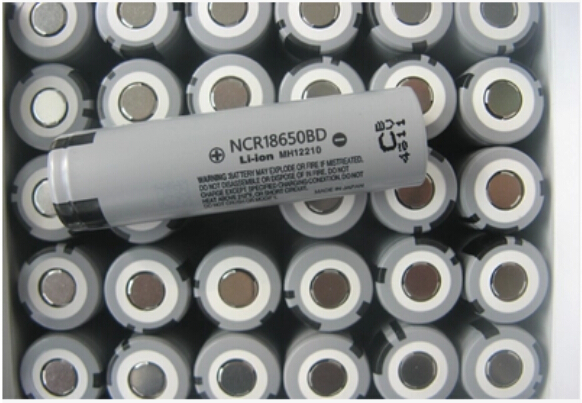 New Genuine 18650 NCR18650BD 3 7V 3200mAh 10A discharge battery for Panasonic font b electronic b