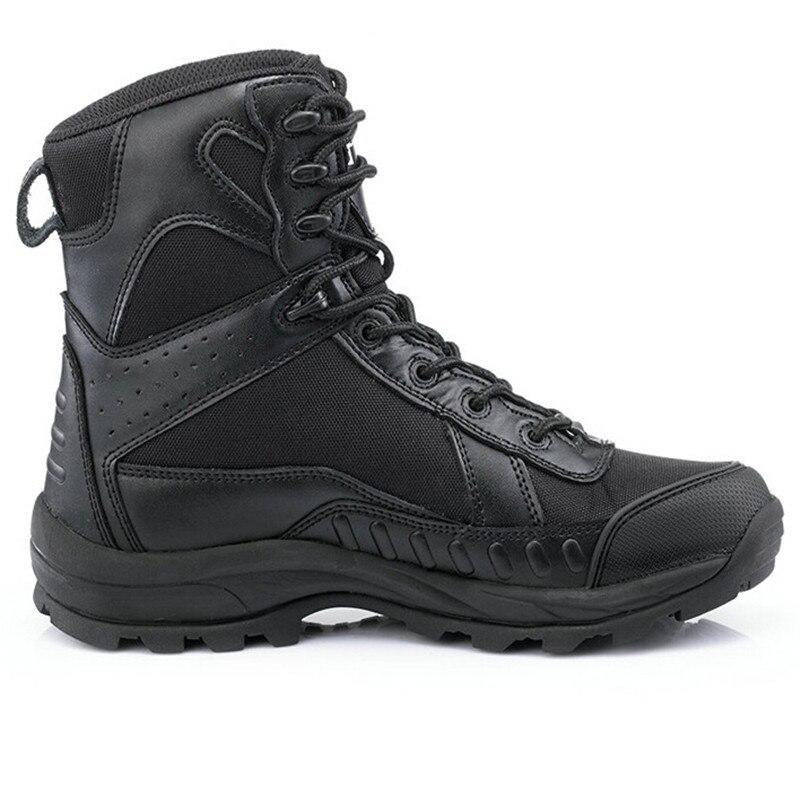 Men s Jungle Boots Dessert font b Tactical b font Combat Boots Outdoor Hiking Shoes Army