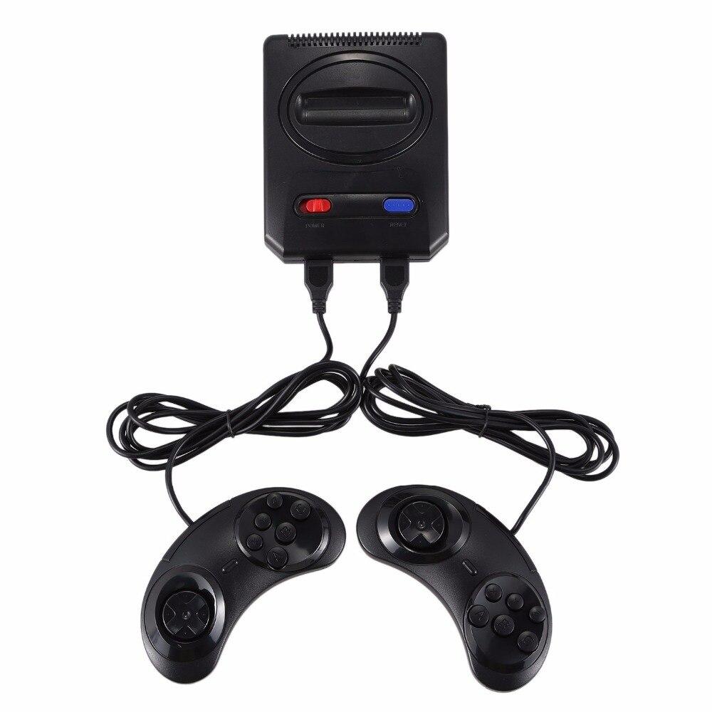 SJB SJB Hd Hdmi 16 bits rétro classique Console jeu vidéo pour Console Sega Pal/Ntsc Support cartouches supplémentaires disponibles