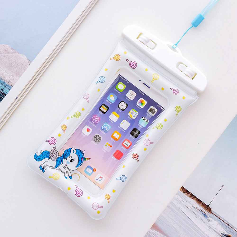 Universal-Swimming-Phone-Bags-Case-Unicorn-Cartoon-Flamingo-Portable-Diving-Pouch-Air-Bag-For-iPhone-X-7-8-Plus-6-6s-S8-S9-DH16- (20)