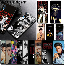 WEBBEDEPP Elvis Presley Soft Case for Samsung Galaxy A3 A5 A6 Plus A7 A8 A9 J6 Cover
